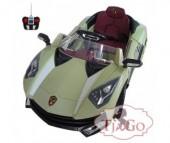 Электромобиль TjaGo Lamborghini (надувные колеса)