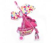 Коляска для куклы Vip Toys 3500
