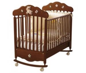 Купить Детская кроватка Baby Expert Bijoux