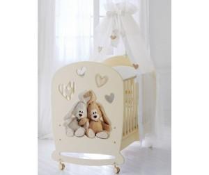 Купить Детская кроватка Baby Expert Cremino качалка