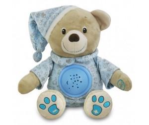 Купить Baby Mix Ночник Мишка с музыкой и ночником