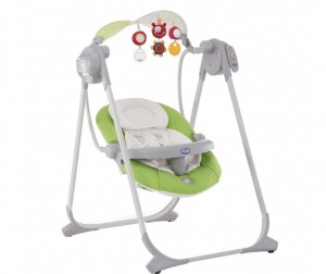 Качели электронные Chicco Polly Swing Up