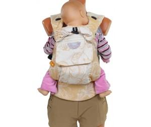 Купить Рюкзак-кенгуру Чудо-чадо Слинг-рюкзак Ренессанс
