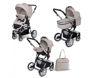 Коляска Foppapedretti 3Chic Travel System 3 в 1