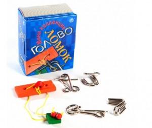 Купить Мини-маэстро Мини коллекция головоломок