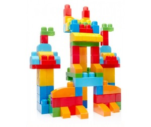 Конструктор Mega Bloks First Builders Deluxe 150 элементов