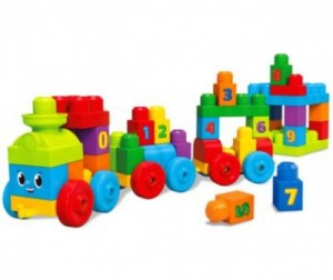 ����������� Mega Bloks First Builders ����� ������ �������
