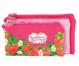 Купить Action Пенал-косметичка Strawberry Shortcake 2