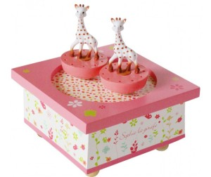 Trousselier ����������� �������� Wooden Box Sophie The Giraffe