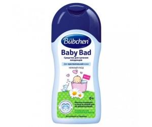 Купить Bubchen Средство для купания младенцев 400 мл