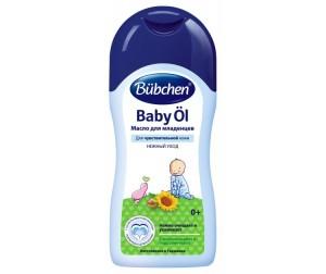 Купить Bubchen Масло для младенцев 200 мл