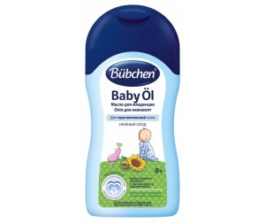 Купить Bubchen Масло для младенцев 400 мл