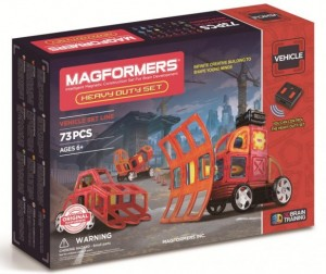 Конструктор Magformers Heavy Duty Set