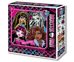 Origami Monster High Пазл 00194	(100 элементов)