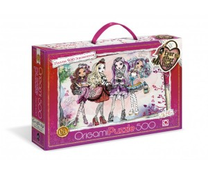 Origami Ever After High Пазл 00675 (500 элементов)