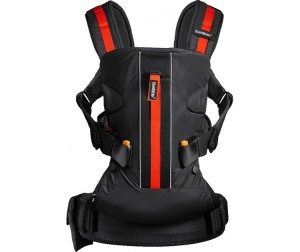 Рюкзак-кенгуру BabyBjorn ONE Outdoors Бирюзовый