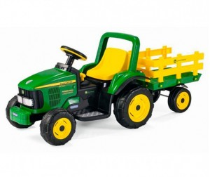 Электромобиль Peg-perego JD Power Pull Tractor