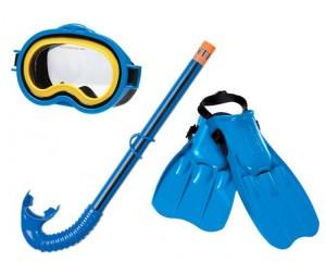 Купить Intex Набор для плавания с 8 лет