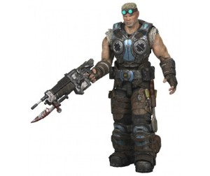 Neca Фигурка Gears of War 3: Series 2 Baird 7