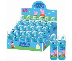 Купить Свинка Пеппа (Peppa Pig) Мыльные пузыри баскетбол 24 шт. 120 мл