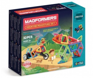 ����������� Magformers ��������� Adventure Mountain 32 set