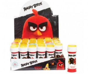 1 Toy Мыльные пузыри Angry Birds 50 мл