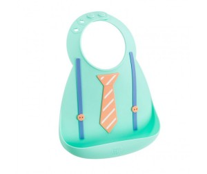 Нагрудник Make my day Baby Bib Tie & Suspender