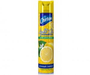 Купить Chirton Освежитель воздуха Light Air Сочный лимон 300 мл