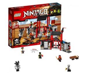 Купить Конструктор Lego Ninjago 70591 Лего Ниндзяго Побег из тюрьмы Криптариум