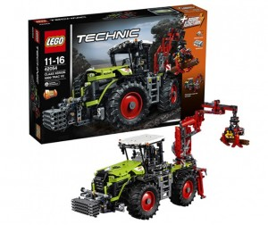 ����������� Lego Technic 42054 ���� ������ Claas Xerion 5000 Trac VC