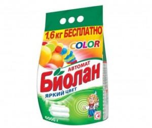 Купить Biolane Стиральный порошок Color Автомат 6000 г