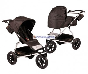Коляска Mountain Buggy Urban Jungle 2 в 1