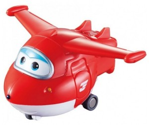 Super Wings Мини-трансформер Джетт
