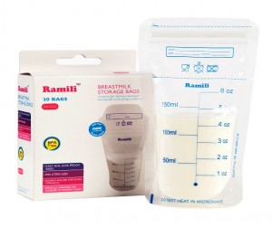 Ramili ������ ��� �������� �������� ������ Breastmilk Bags