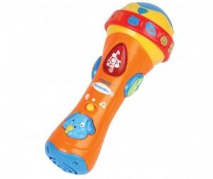 Купить Музыкальная игрушка Vtech Микрофон 80-078726