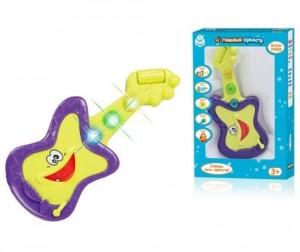 Купить Музыкальная игрушка 1 Toy Поющий оркестр Веселая Гитара
