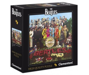 Clementoni ���� The Beatles - Sgt. Pepper's Lonely Hearts Club Band (289 ���������)