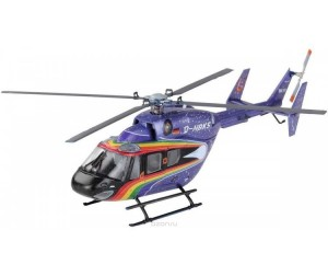 Конструктор Revell Набор Вертолет Eurocopter BK 117 Space Design (Масштаб: 1:144) (72 детали)