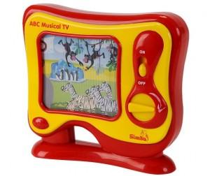 Купить Музыкальная игрушка Simba Музыкальный телевизор 4014297