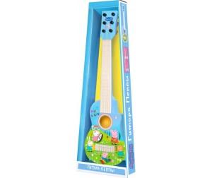 Купить Музыкальная игрушка Свинка Пеппа (Peppa Pig) Гитара Пеппы