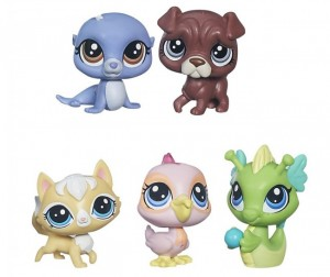 Littlest Pet Shop Набор №1