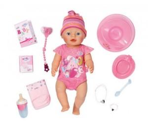Zapf Creation Игрушка Baby born Кукла Интерактивная 43 см