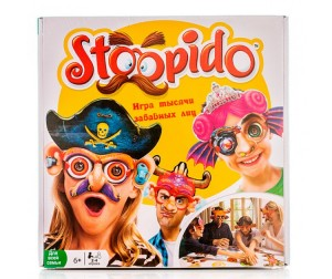 Spin Master ���������� ���� Ooba Stoopido