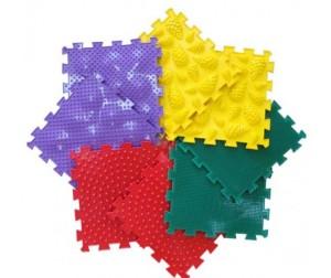 Купить Игровой коврик Орто Пазл Напольное покрытие Микс Базовый