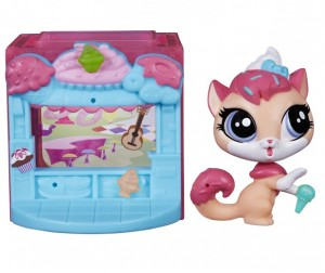 Littlest Pet Shop Лисенок