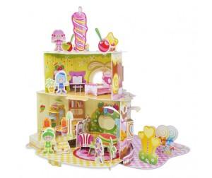 Купить Melissa & Doug Пазл 3D Дом, милый дом