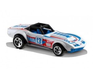 Hot Wheels ������� 69 Corvette Racer