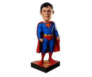 Neca Фигурка DC Classic 8 Superman Head Knocker