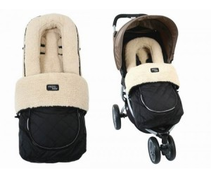 Зимний конверт Valco baby Footmuff Fleece