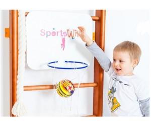 Купить SportsWill Кольцо баскетбольное со щитом для Спортивного комплекса Baby Hit